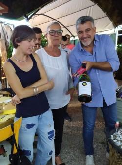 Roberto Cipresso e Ama Terra presentano il nuovo vino
